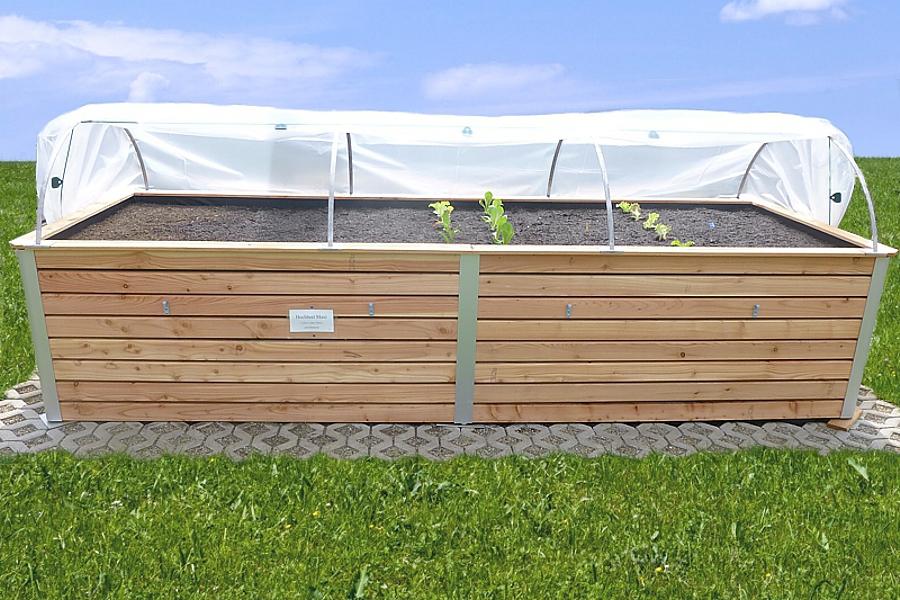 Hochbeet Maxi - Hochbeet Huchler baut Hochbeete für Garten,Terrasse ...